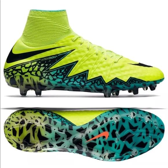 a6dbd7e27037 Nike Shoes | Hypervenom Phantom Ii Fg Mens Soccer | Poshmark